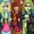 Faixa Decorativa Monster high 6