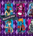Faixa Decorativa Monster high 4